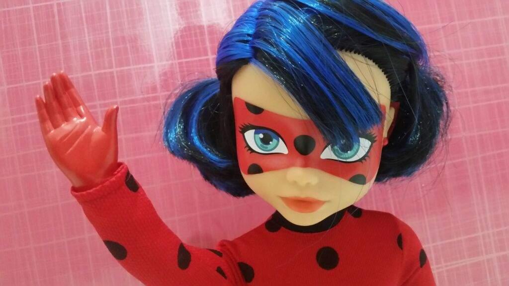 Olga Minha Boneca Da Ladybug Miraculous Ladybug Amino