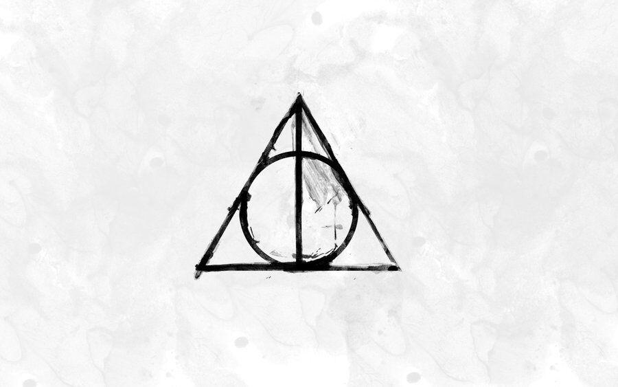 Deathly Hallows Harry Potter Amino