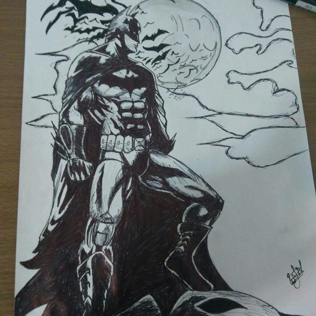 Batman Bateman Art Desenho Comics Portugues Amino