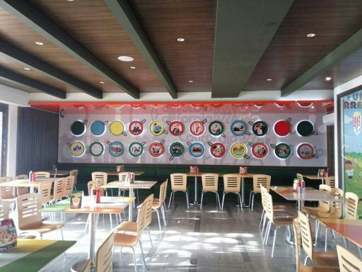 Bts Themed Restaurant In Lahore Pakistan Bts 4th Anniversary