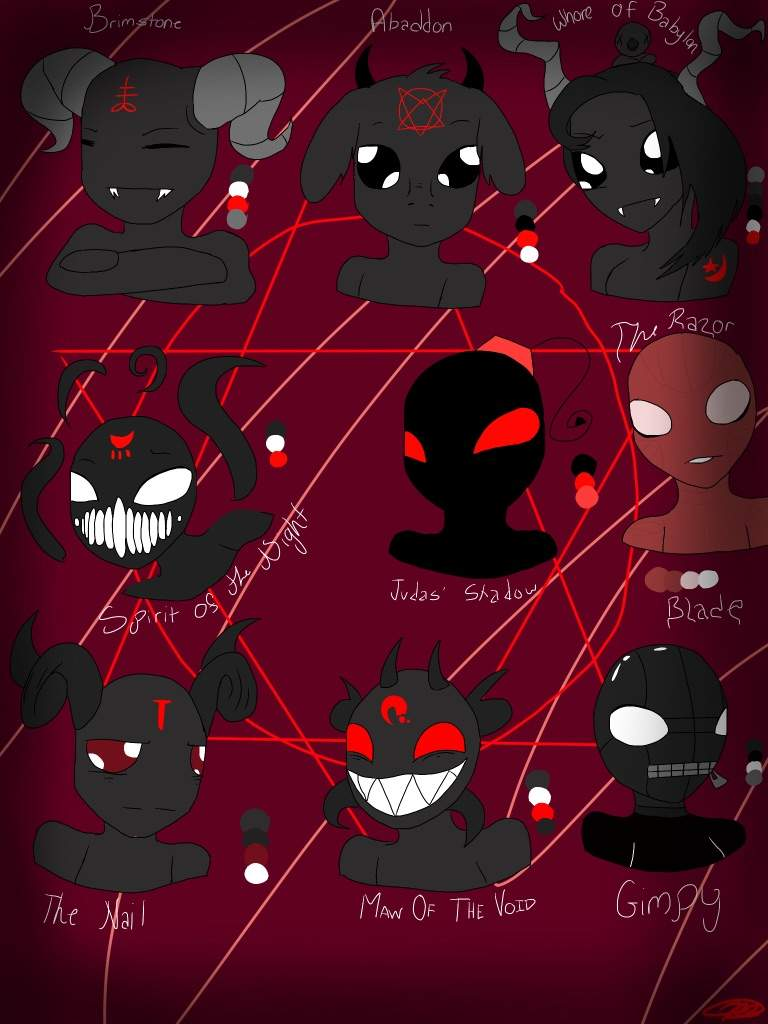 Devil Room Items The Binding Of Isaac Official Amino