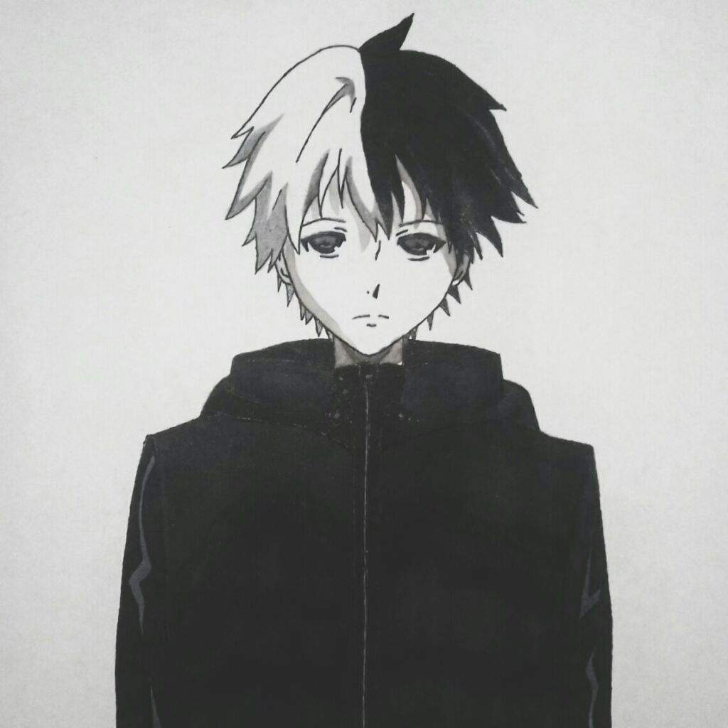 Kaneki Ken Failed Drawing