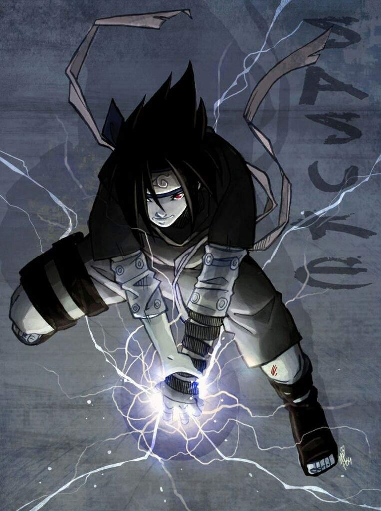 The Different Chidori Forms | Naruto Amino