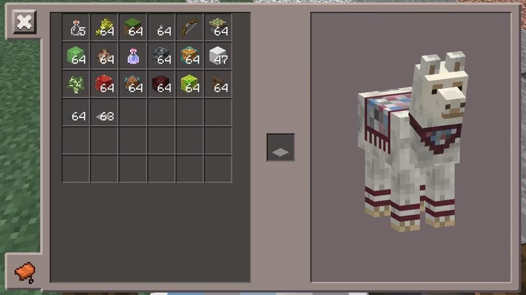 What S New In 1 1 Llamas Minecraft Amino