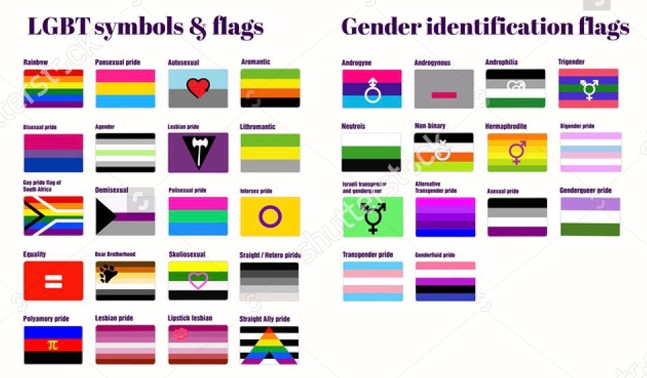 Pride Kanzashi Polyamorous Pride LGBTQ