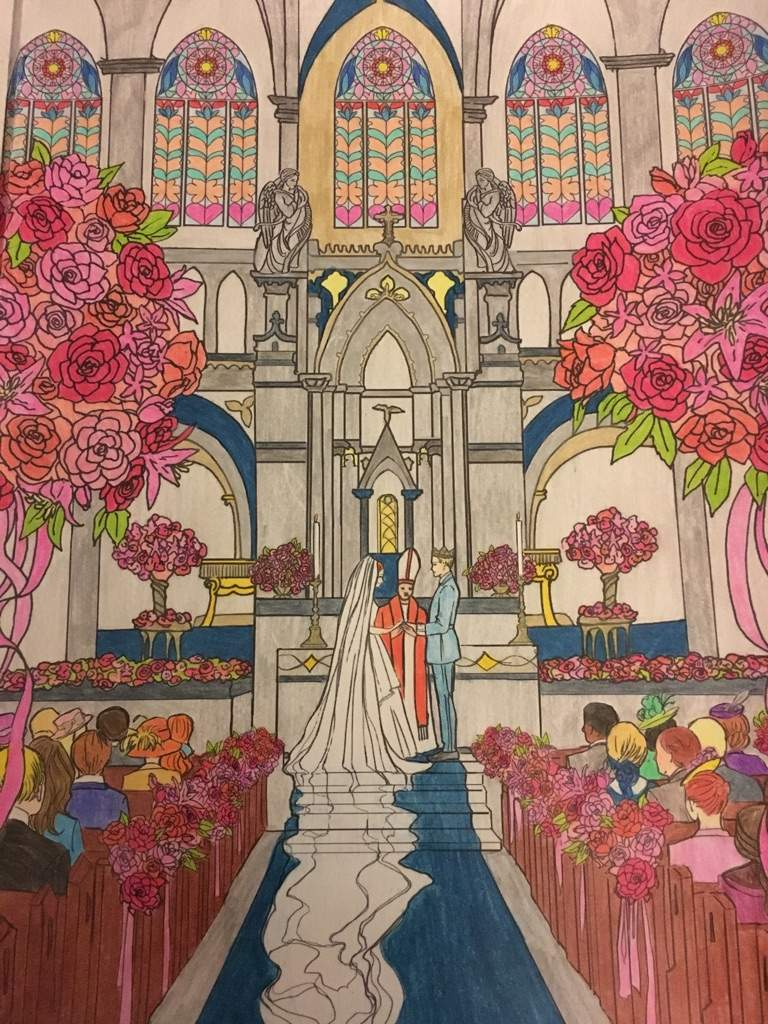 The Selection Coloring Book One Ill Try My Best To Finish Heir By Next Week Later