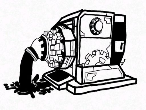 O Desenho Numero 7 Bendy And The Ink Machine Ptbr Amino