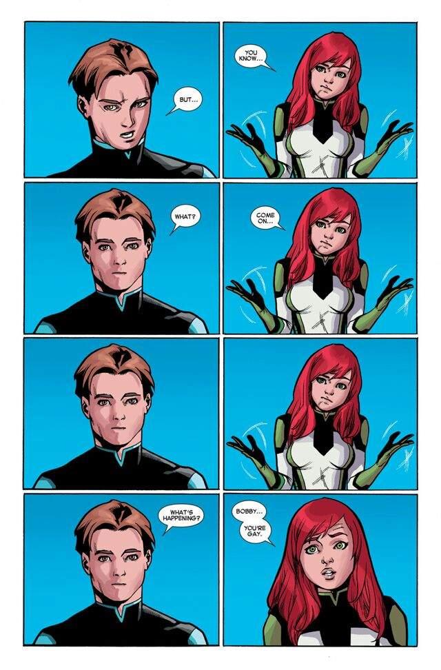 marvel comics sjw