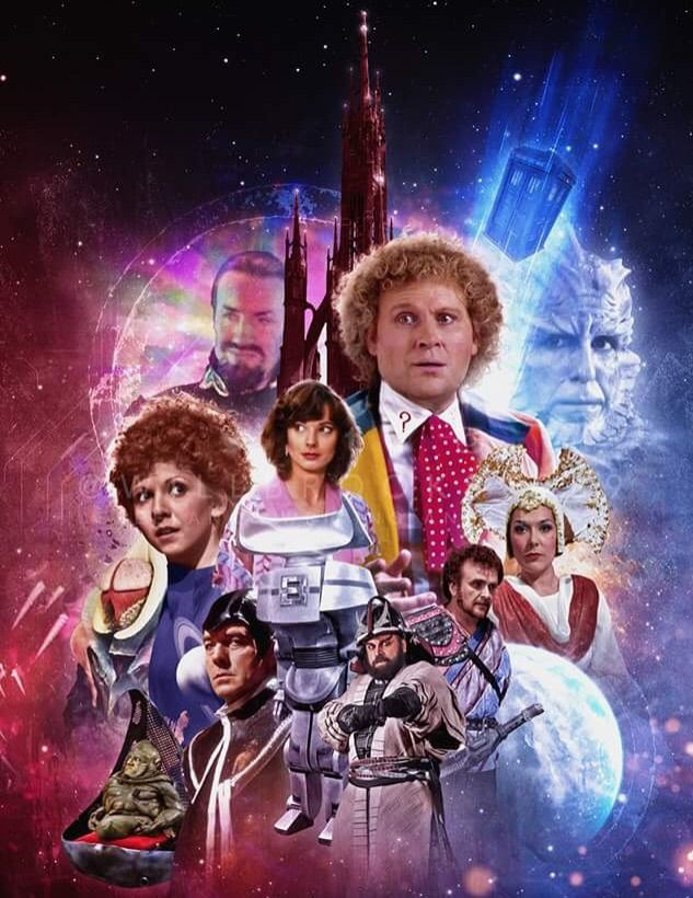 Trial Of A Time Lord Review