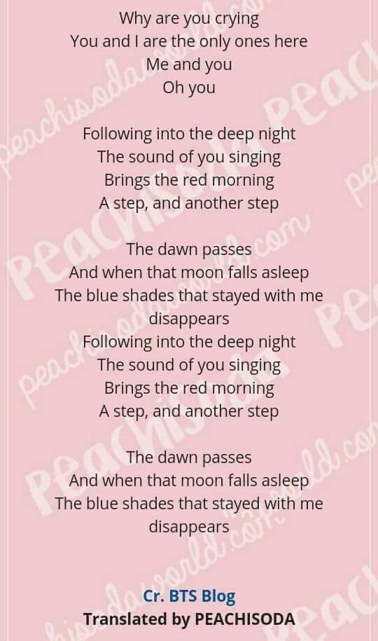 4 oclock english lyrics armys amino i was scrolling in my fb when i saw this one woaaah just woaaah the lyrics is so deep and beautiful stopboris Image collections