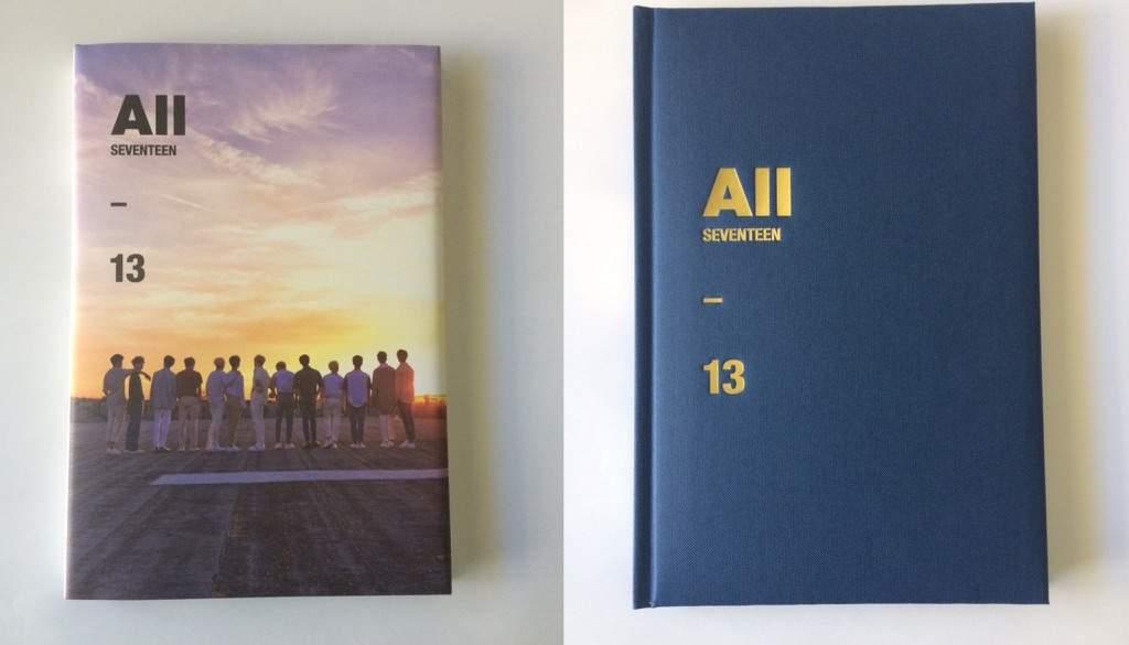 Unboxing} 💎Seventeen ~ Al1 (Ver 3)💎 | K-Pop Amino