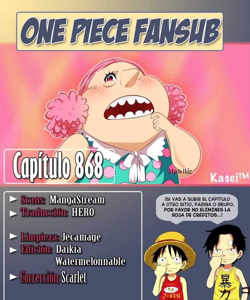 One Piece 868