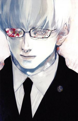 Does Akira Need Glasses