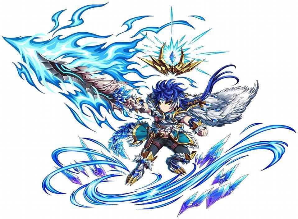 Sealed Gods Batch First Half | Brave Frontier/BF 2 Amino