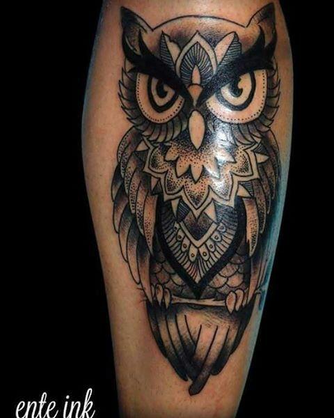 Significado De Los Tatuajes De Búho Amistad Amino Amino