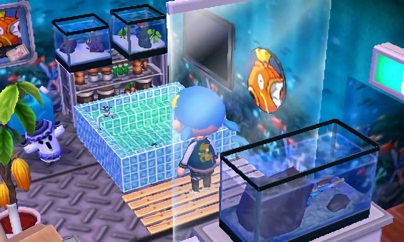 Marine Biology | 🍃 Animal Crossing🍃 Amino Oarfish Animal Crossing