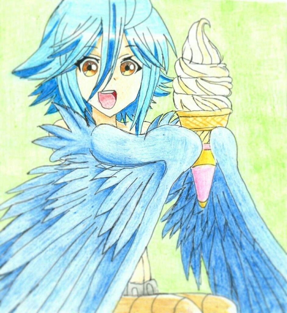 Картинки паппи аниме