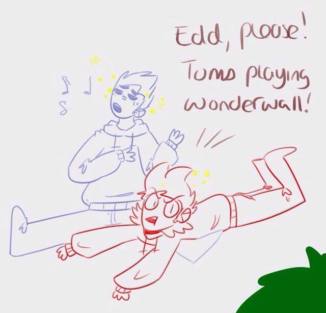 Few more doodles from tomtord comics i drew      🌎Eddsworld🌎 Amino