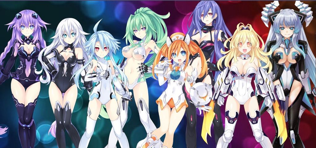 Image result for Hyperdimension Neptunia Victory
