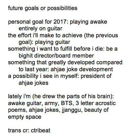 BTS RESUME TRANSLATION Hyung Line ARMYs Amino