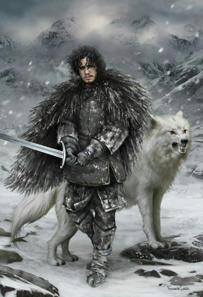 Jon Snow Wiki Game Of Thrones Br Amino