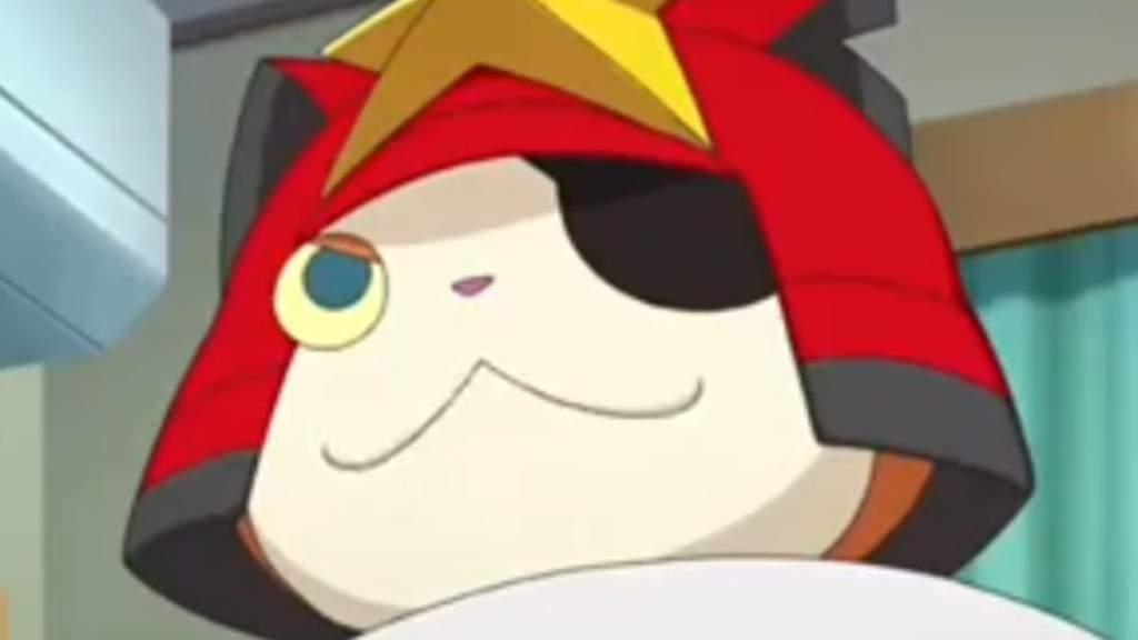 Last Bushinyan has Arrived in the Anime!!! Yo-Kai Watch