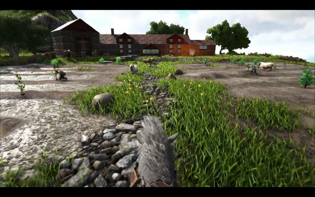 Ark Survival Evolved - Ragnarok New DLC | Ark Survival Evolved Amino