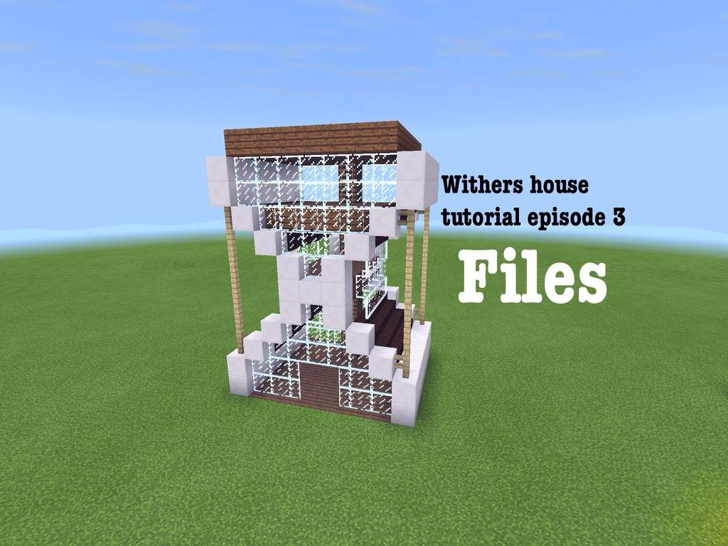 Withers modern house tutorial episode 3 minecraft amino withers modern house tutorial episode 3 baditri Choice Image