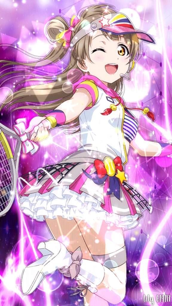 Results Tennis Set Love Live Amino