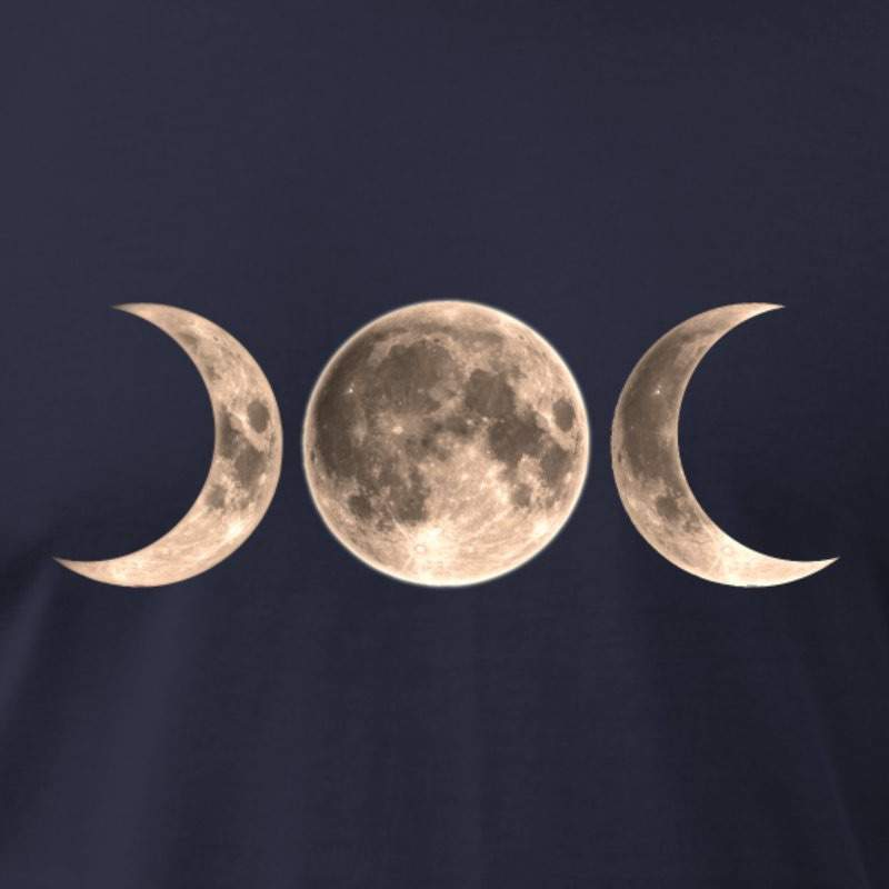 Triple Moon Goddess The Witches Circle Amino