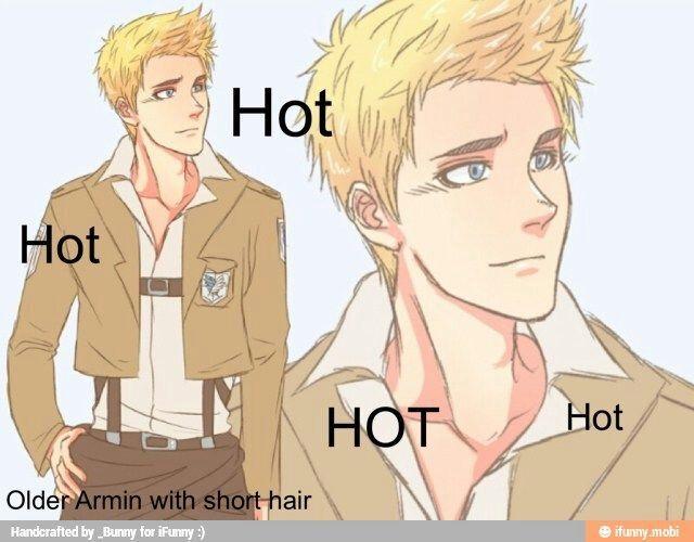 Armin Arlert Wiki Attack On Titan Amino