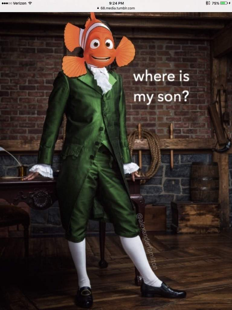 Where is My Son