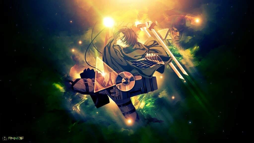 Wallpapers Del Capitan Levi Attack On Titan Amino
