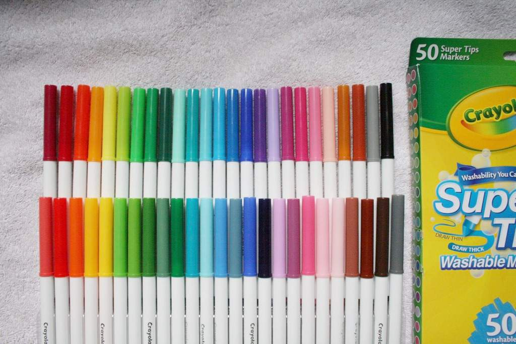 crayola supertips review worth the hype studying amino amino