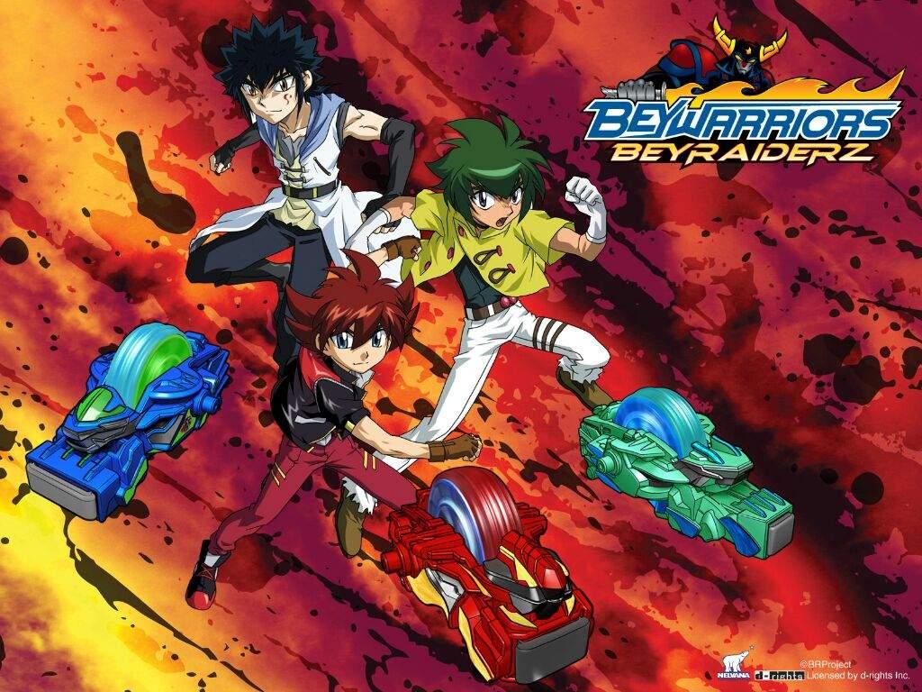 all beyblade series ranked anime amino