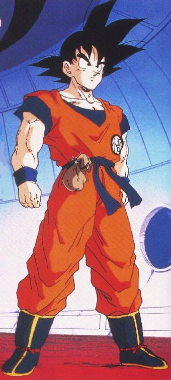 Goku Son Is The Main Character Of Dragon Ball Z GT And A Pure Blooded Saiyan He Bardock Gine