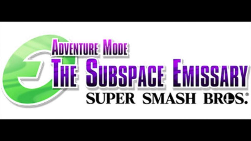 My Thoughts On Brawls Adventure Mode The Subspace Emissary Smash