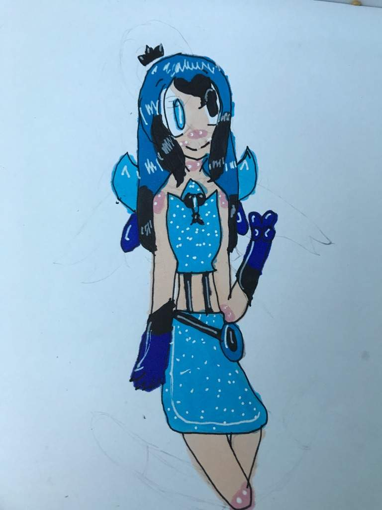 Snow, Fairy of Darkness and Winter  | Winx Club Amino