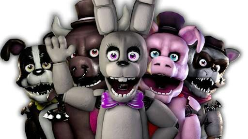 Top 10 Favorite FNAF Fan Games | Five Nights At Freddy's Amino