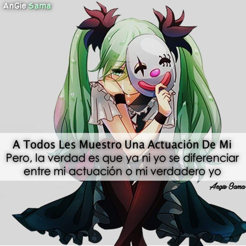 Frases Tristes De Anime Anime Amino