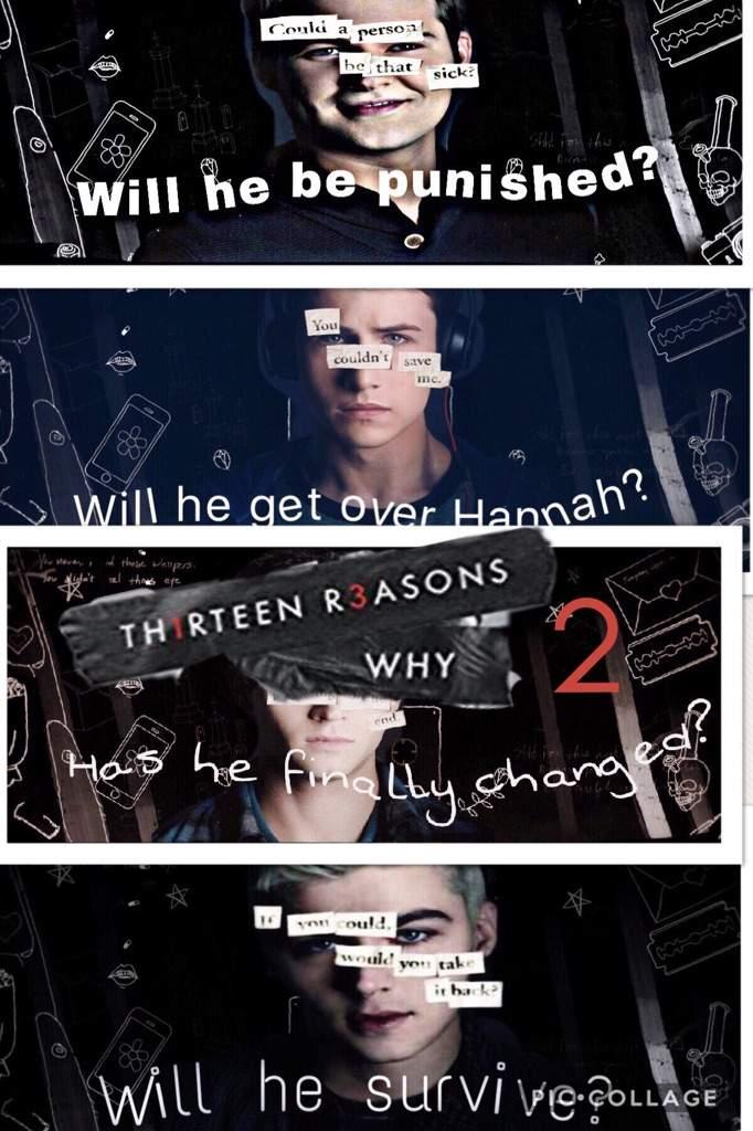 My Second Season 2 Poster 13 Reasons Why Amino