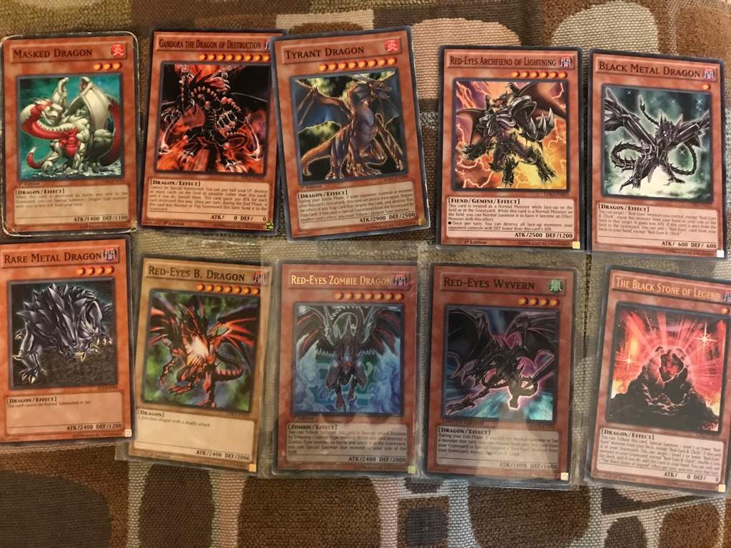 zombie and red eyes cards ygo amino