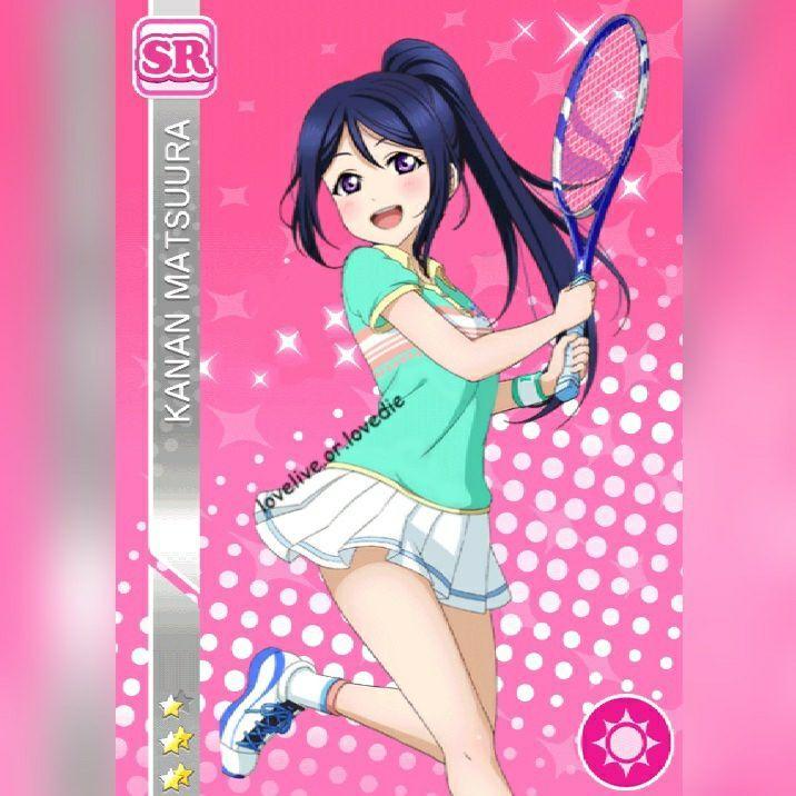 Tennis Set Edit Love Live Amino