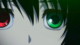 Mei Misaki Eye Patch