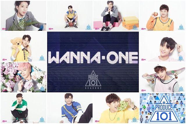 Get To Know Wanna One Wanna One 워너원 Amino