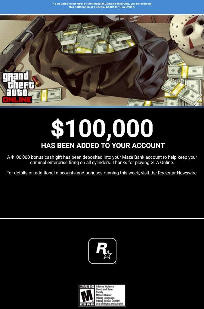 Free GTA Online Money   Grand Theft Amino