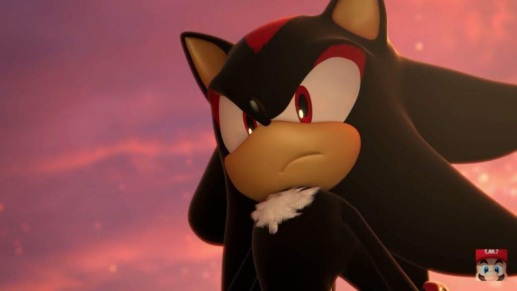 Shadow Android Theory Sonic Universe Amino