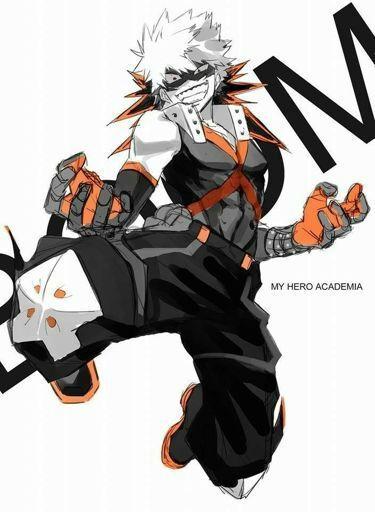Bakugo Katsuki Wiki Anime Amino
