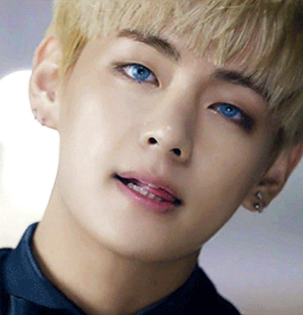 bts with blue eyes army s amino