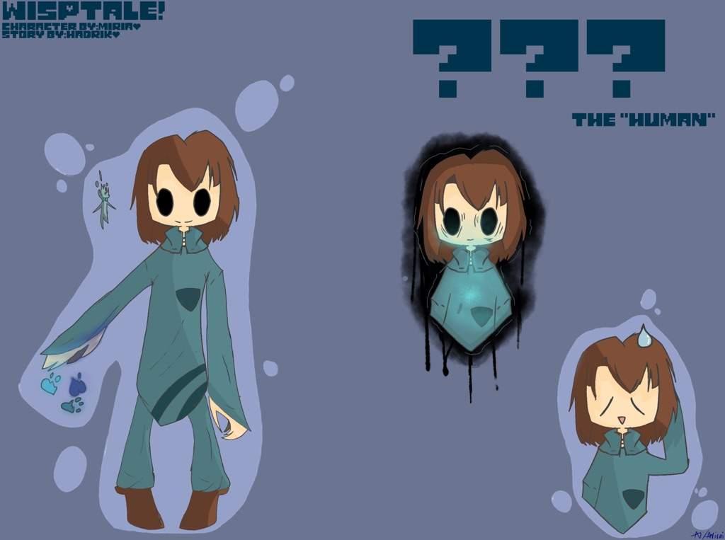 WispTale•» ??? Character sheet! | Undertale AUs Amino